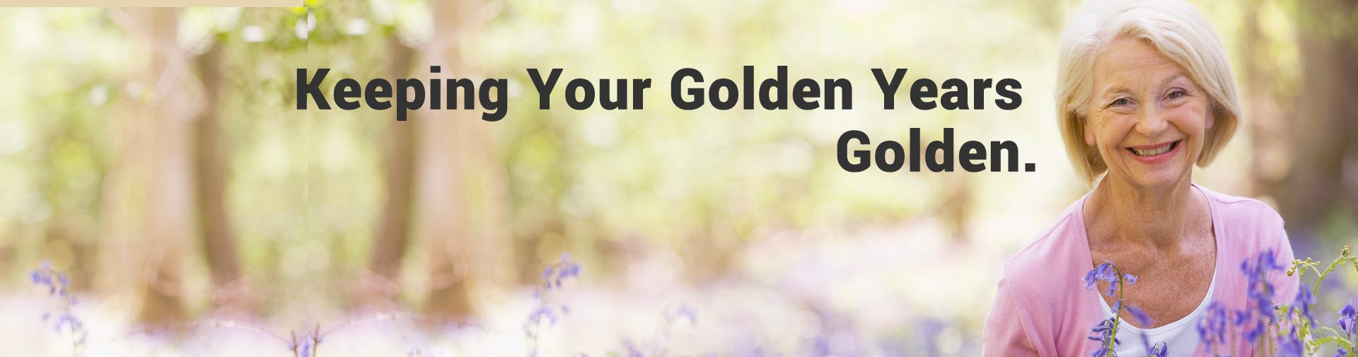 Keeping Your Golden Years Golden